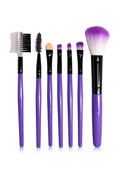 Makeuptime 7'li Deri Makyaj Çantası