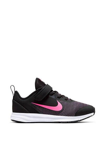 Nike Kids Mor - Siyah Kız Downshifter 9 (Psv) Sneaker