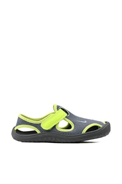 Nike Gri Bebek 903632-002 Sunray Protect Sandalet
