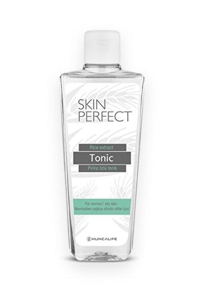 Huncalife Skin Perfect Pirinç Özlü Aydınlatıcı Tonik 200 ml