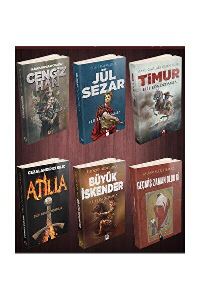 profkitap Hükümdarlar Seti 6 Kitap
