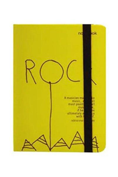 Scrikss Notelook Rock A7 Çizgili Not Defteri