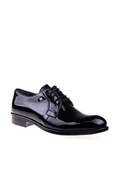 Fosco Rugan Bağcıklı Erkek Enjeksiyon Taban Klasik Ayakkabı 7079