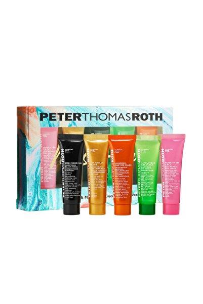 PETER THOMAS ROTH Maske Set - Erade 5-piece Mask Kit 670367935842