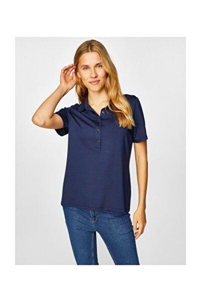 Faik Sönmez Gömlek Yaka T-shirt 60029