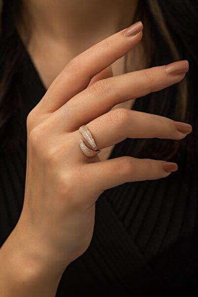 SUNSHINE 925 Ayar Gümüş Her Parmağa Uygun Yüzük