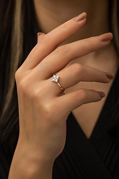 SUNSHINE 925 Ayar Gümüş Trend Yüzük