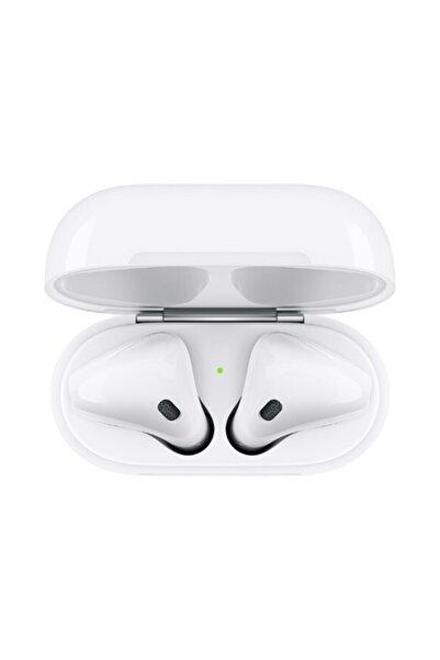 Airpods 2. Nesil Bluetooth Kulaklık (Apple Türkiye Garantili) - CTMV7N2TU/A
