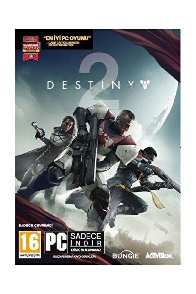 Ubisoft Pc Destıny 2, Pcc