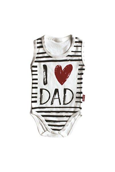 Lullaby I Love Dad Çıtçıtlı Zıbın