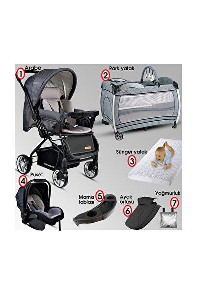 Baby Home 790 Urbo Sistem Bebek Arabası 600 Oyun Parkı Yatak Beşik