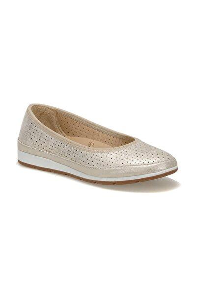Polaris 5 Nokta 91.100689.Z Altın Kadın Ayakkabı 100373573
