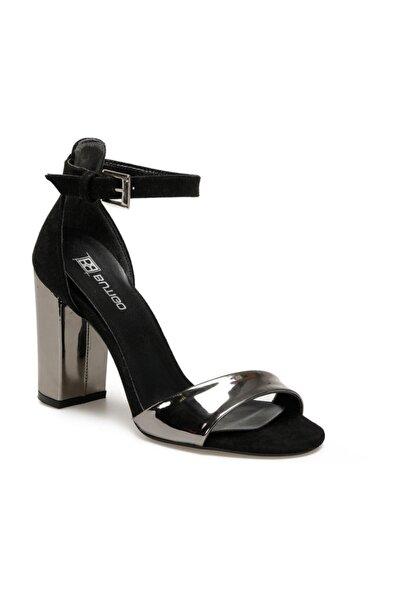 Butigo Siyah Kadın Topuklu Ayakkabı 000000000100381770