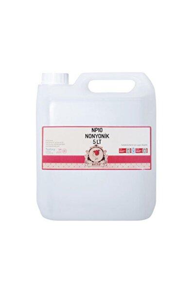 elito Np10 Nonyonik (kozmetik Kimyasalı - Yüzey Aktif) - 5 lt