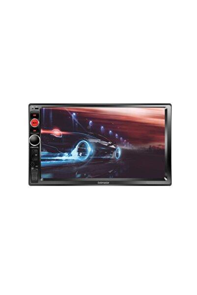 GOLDMASTER D6016 Ekran Yansıtma Özellikli Double Dın Oto Teyp