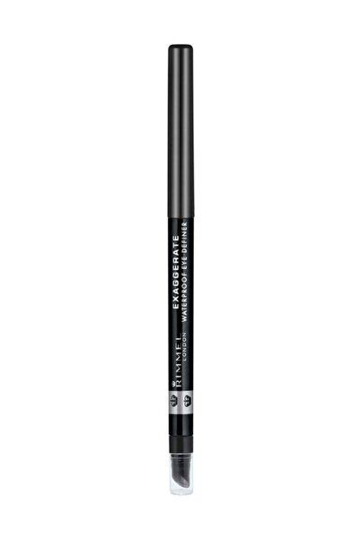 RIMMEL LONDON Eyeliner - Exaggerate Auto Eyeliner Siyah Noir 5012874128686