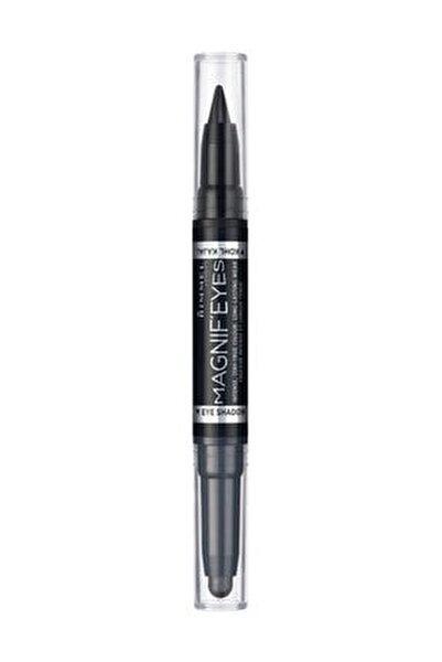 Göz Kalemi & Stick Göz Farı - Magnif'Eyes 2in1 Shadow & Stick 01 Back to Blacks 3614221693391