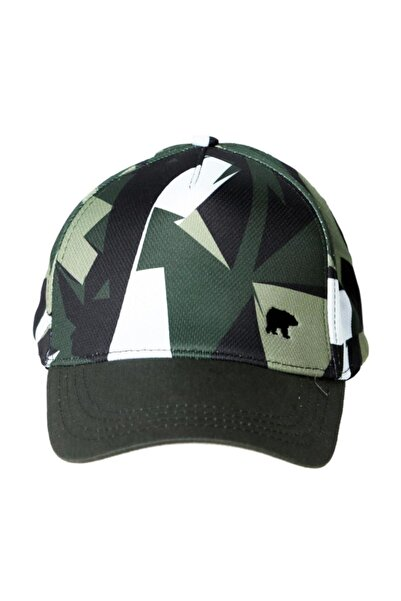 Bad Bear Beyaz Erkek Şapka SHATTER CAP WHITE