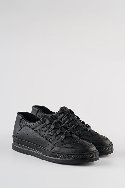 CONTEYNER Siyah Günlük Casual Ayakkabı - 728