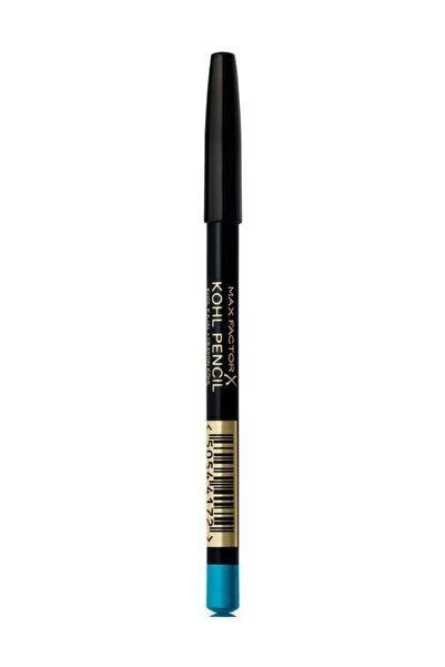 Max Factor Buz Mavisi Göz Kalemi - Kohl Eye Liner Pencil 60 Ice Blue 50544660