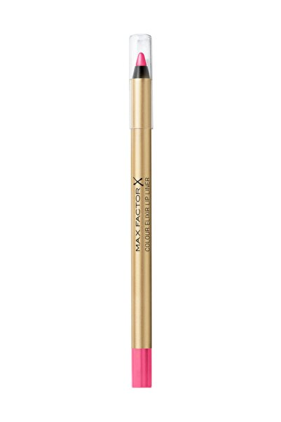 Max Factor Pembe Dudak Kalemi - Colour Elixir Lip Liner 04 Pink Princess 96020067