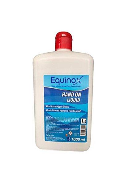 Equinox Hand On El Dezenfektanı, Hijyen Ürünü, Sıvı 1 Litre
