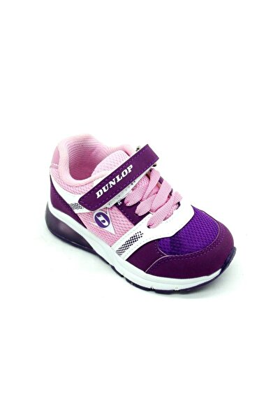 DUNLOP 118103b Kız Çocuk Mor Gunluk Spor Ayakkabı