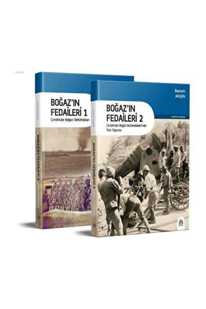 Dby Yayınları Boğaz'ın Fedaileri 2 Kitap Bayram Akgün