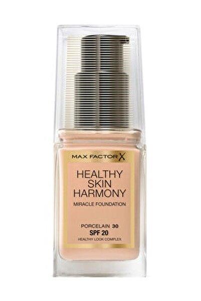Fondöten - Healthy Skin Harmony Miracle Foundation No: 30Porcelain 8005610433042