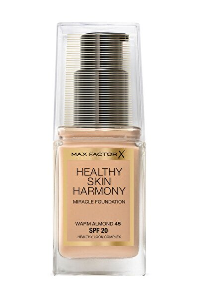 Fondöten - Healthy Skin Harmony Miracle Foundation No: 45 Warm Almond 8005610433202