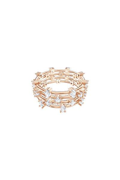 Swarovski Yüzük Moonsun Ring Stones Size 52 Czwh/ros 5486804