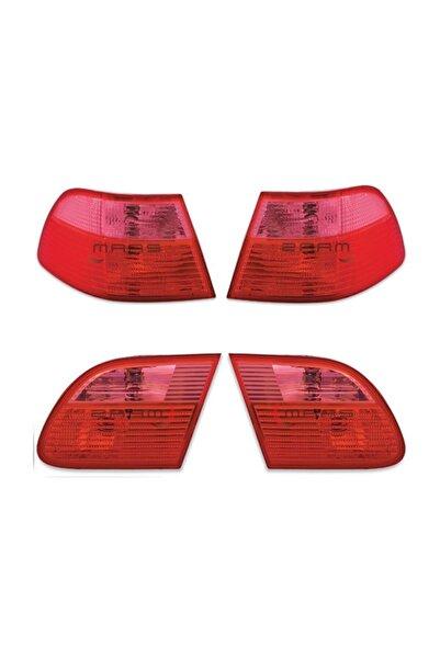 MARSTEC Fiat Albea Sole Arka Stop Lamba Takımı Sağ Sol - Iç Dış