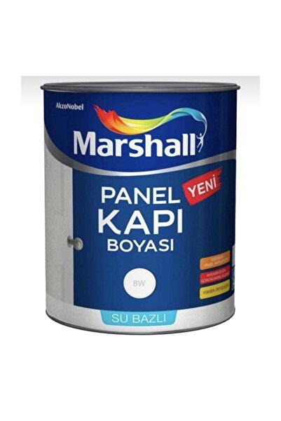 Marshall Su Bazlı Kokusuz Panel Kapı Boyası 1 Lt Beyaz