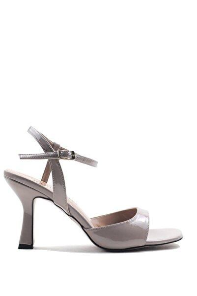 Buffalo Summer Fashıon Vızon Topuklu Ayakkabı