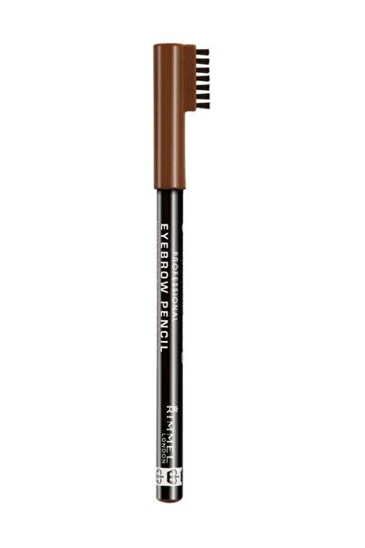 RIMMEL LONDON Kaş Kalemi - Professional Eyebrow Pencil Hazel 5012874026760