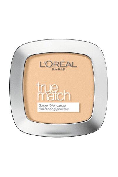 L'Oreal Paris Pudra - True Match Powder 1.D 1.W Golden Ivory 3600520772011