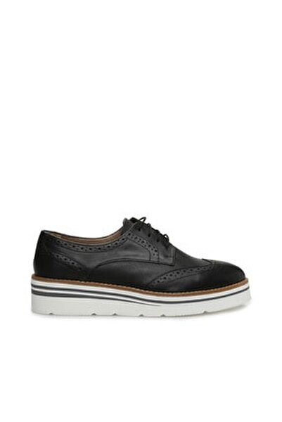 Hakiki Deri Siyah Ayakkabı