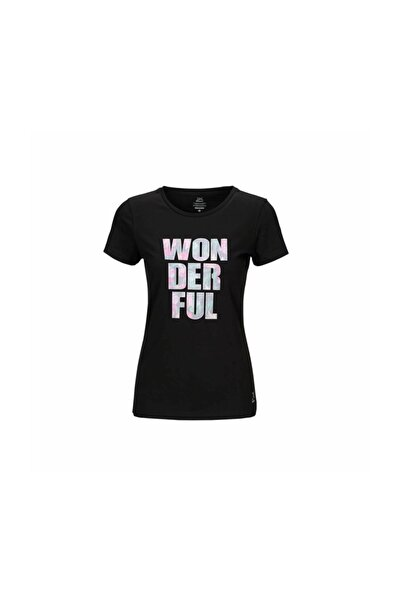 Kinetix Karolına Kadın Siyah Tişört (100380858)