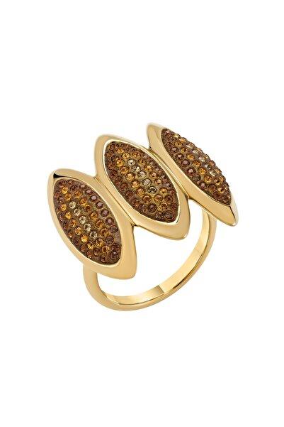 Swarovski Yüzük Themis Ring 3 Element Lcto/gos 55 5511795