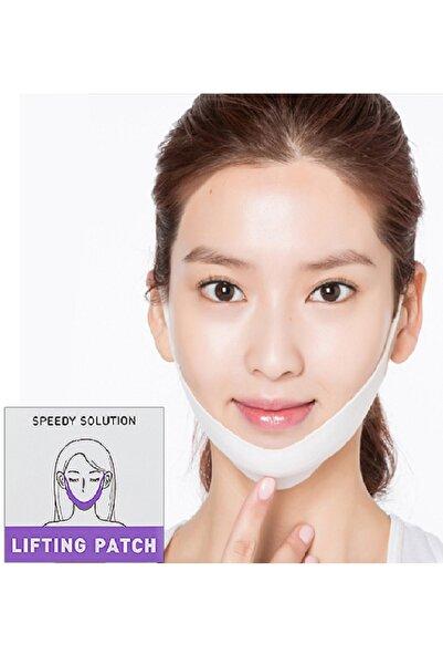 Çene Hattı Sıkılaştırıcı Maske - Speedy Solution Lifting Patch 1 Parça 8806185764520