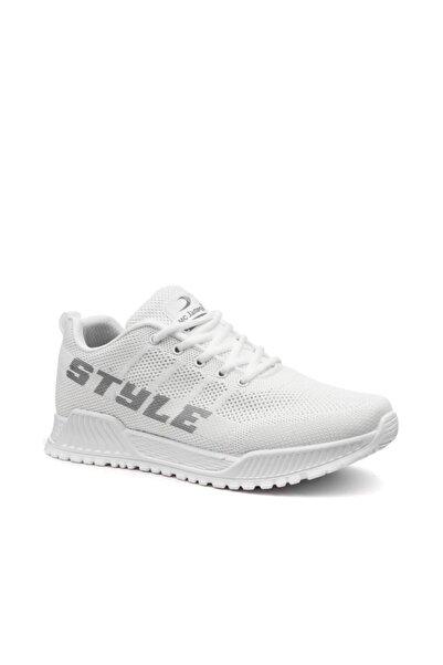 Marco Jamper Beyaz Erkek Spor Ayakkabı Günlük