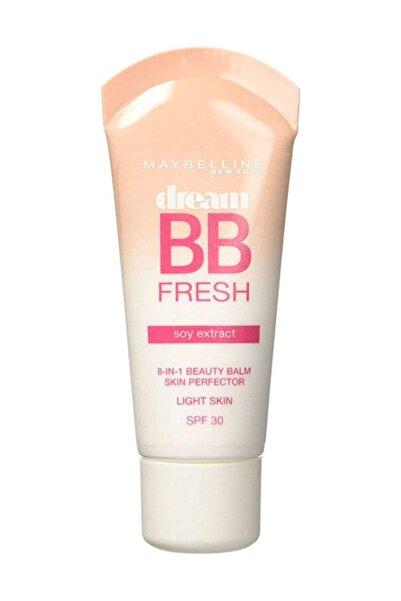 Maybelline New York Bb Krem - Dream Fresh Bb Cream Light 30 ml 3600530791897