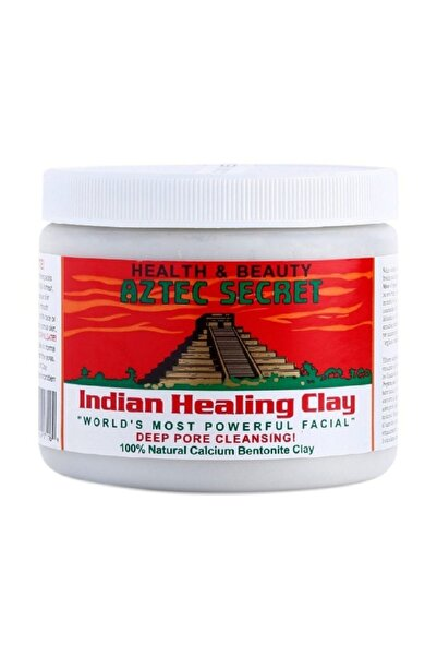 Kil Maskesi - Indian Healing Clay  Kil Maskesi 454 g 727616171169