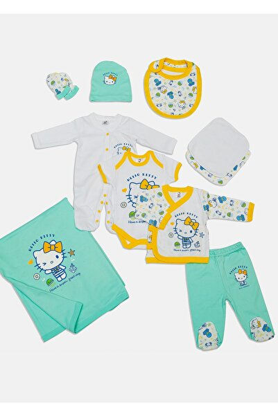 Hello Kitty Yenidoğan 10lu Set 14176