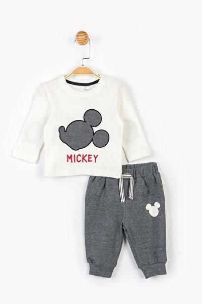 Mickey Mouse Disney Mickey Bebek 2li Takım 14720