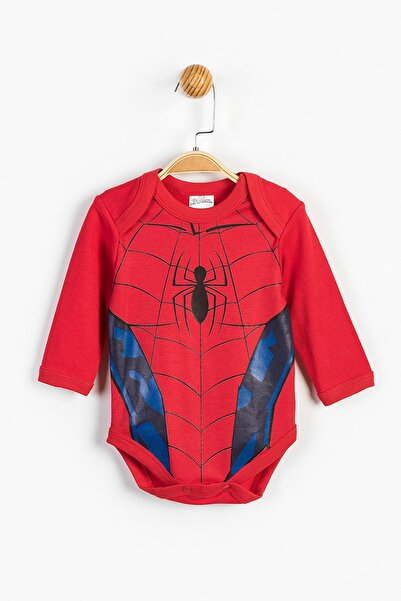 SPIDERMAN Bebek Kostüm Body 13729