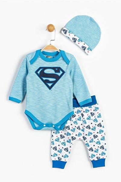 Superman Bebek 3lü Takım 13876