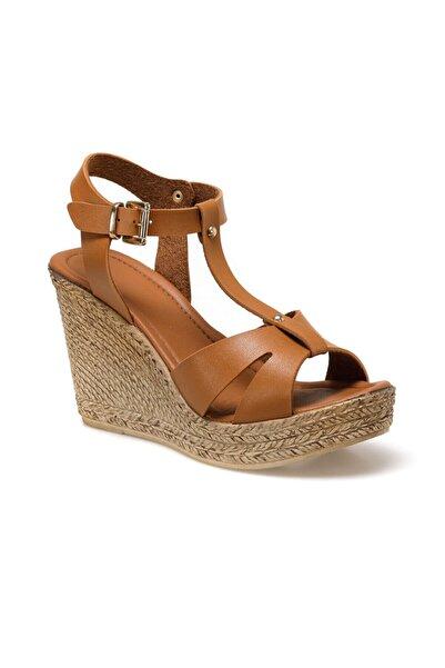 Miss F Taba Kadın Sandalet Ds20014