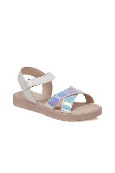 Pinkstep Samy.f Beyaz Kız Çocuk Sandalet