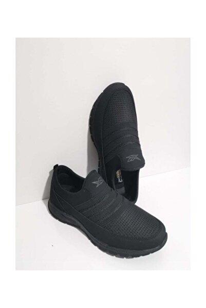 Jack Lion Erkek Spor Ayakkabı Sneaker Fileli